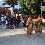 上賀茂神社 水祭り